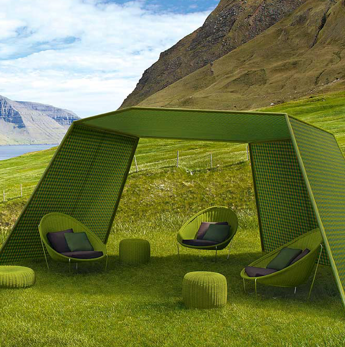 Outdoor Furniture Collections | colourliving
