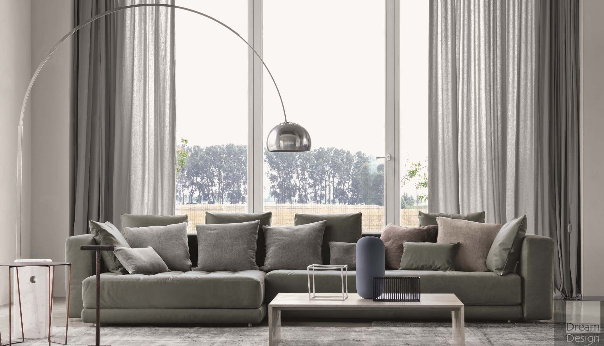 Flos Suspension Lamp Lighting Collections Colourliving