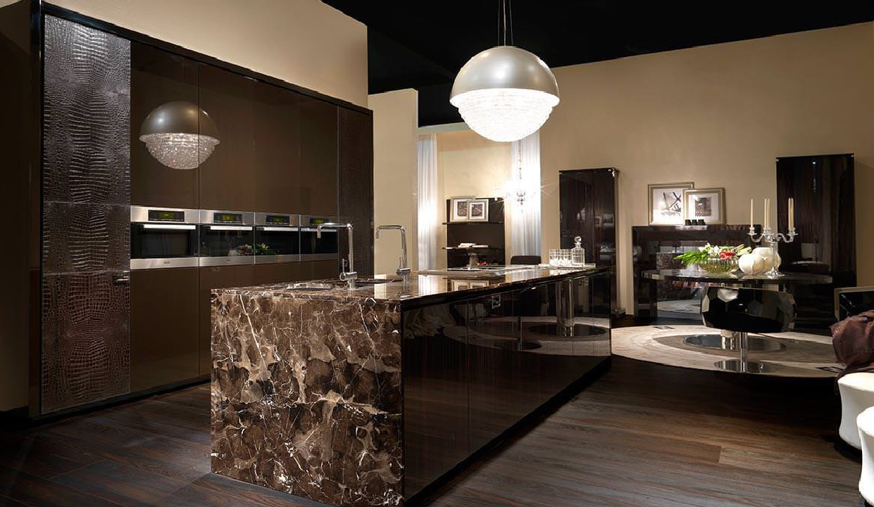Fendi Casa Kitchen Cabinet Kitchen Collections