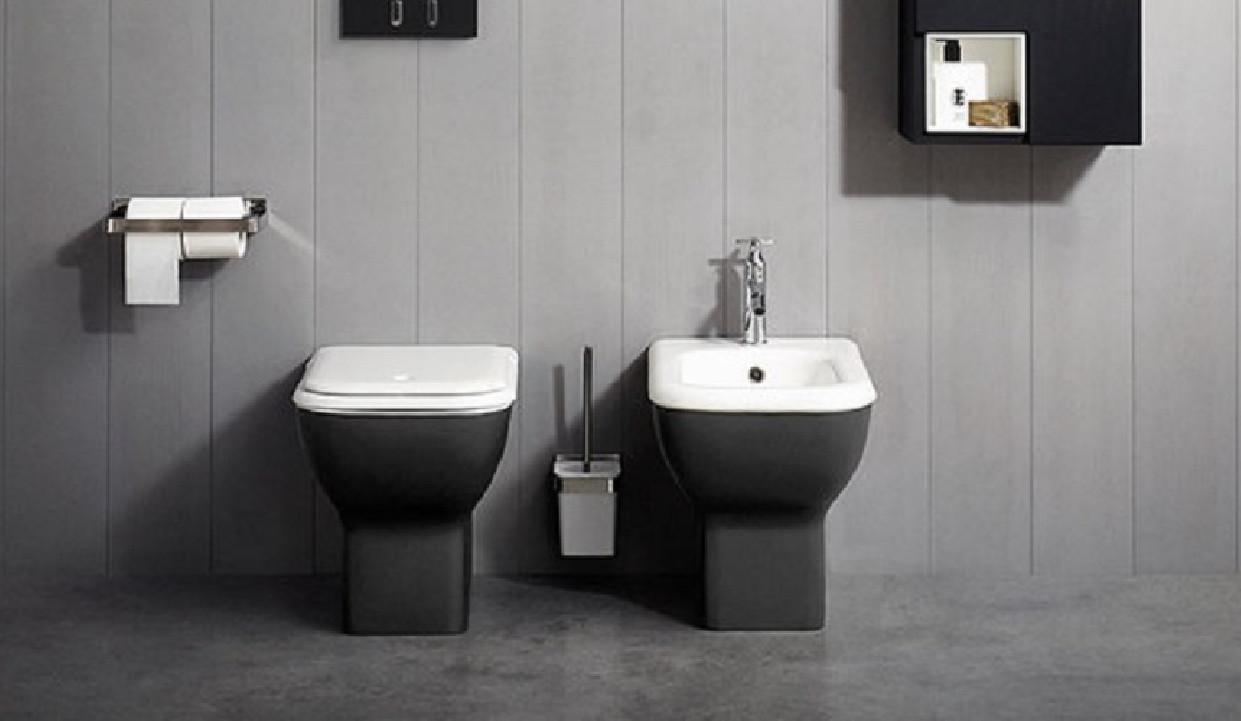 Agape - Toilet - Bath and Wellness - Collections | colourliving