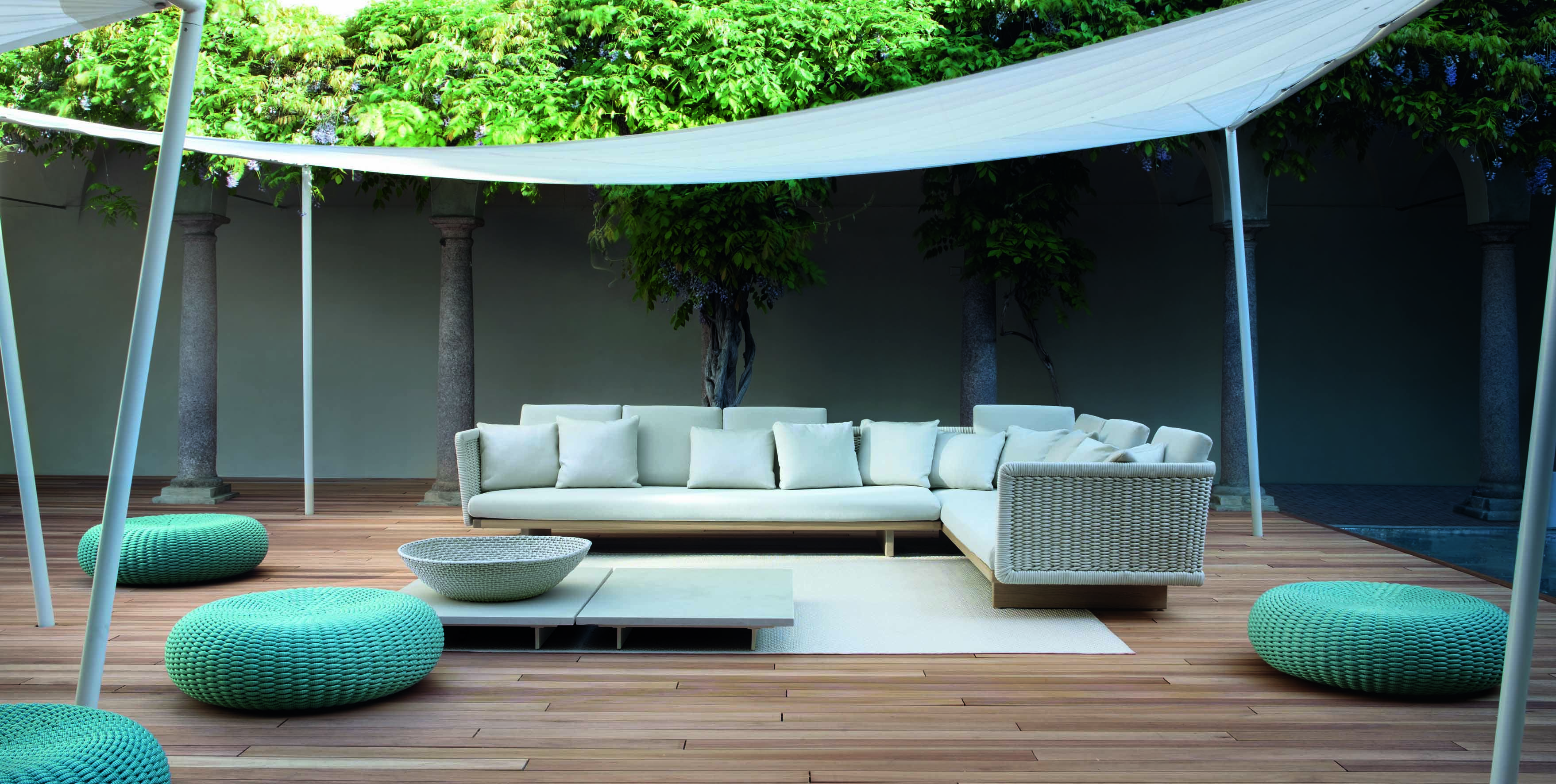 Brilliant Paola Lenti Pavilion Outdoor Furniture Collections Download Free Architecture Designs Licukmadebymaigaardcom