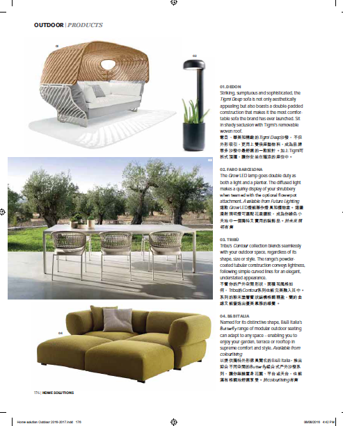 Press Release Colourliving
