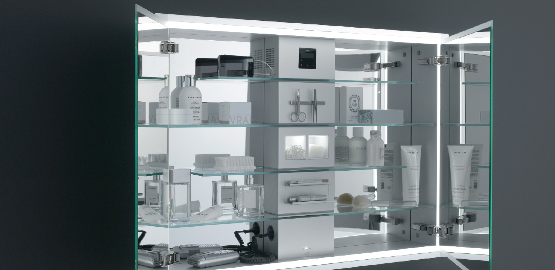 Emco - Mirror / Mirror Cabinet - Bath and Wellness