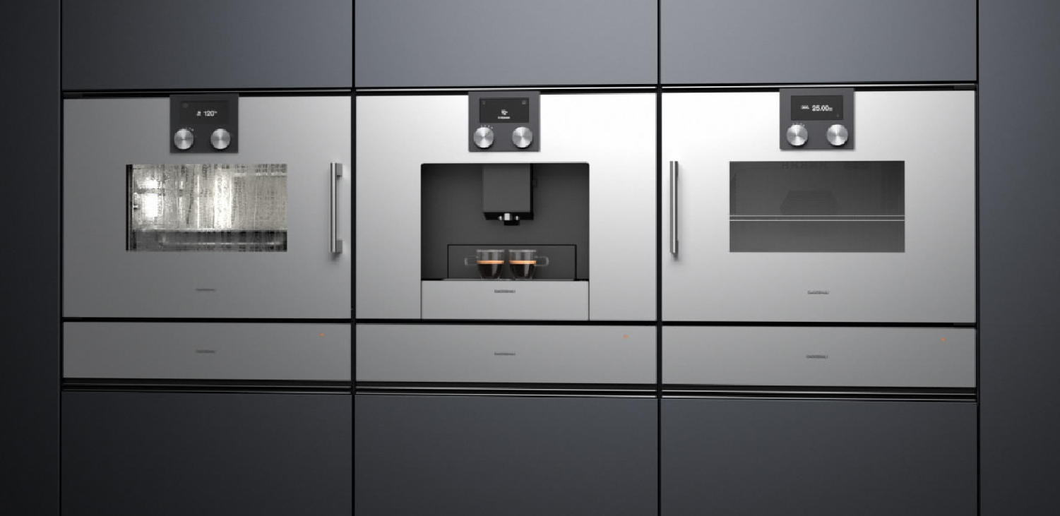 Gaggenau Electrical Appliance Kitchen Collections