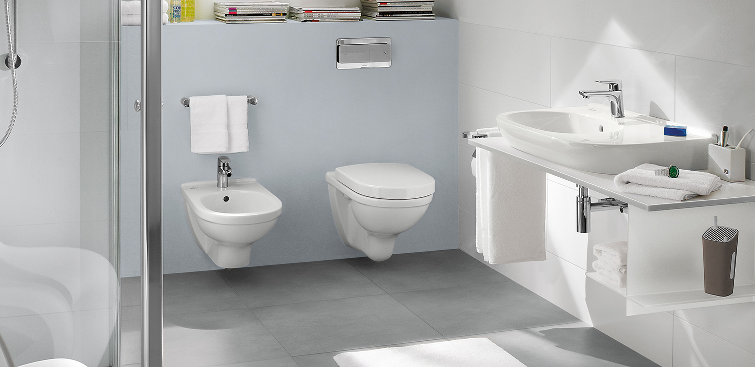 Villeroy and Boch - Electrical Product - Bath and Wellness ...