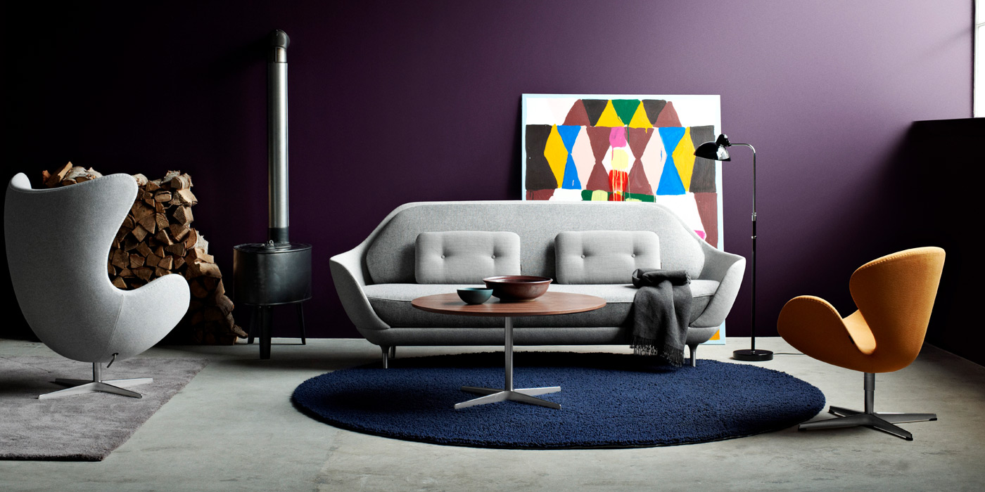 Fritz Hansen Table Indoor Furniture Collections Colourliving